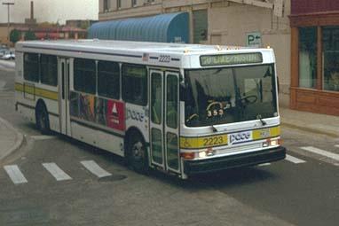 Pace Bus Photos